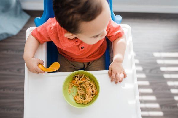 Kizingo Toddler spoon Carrot