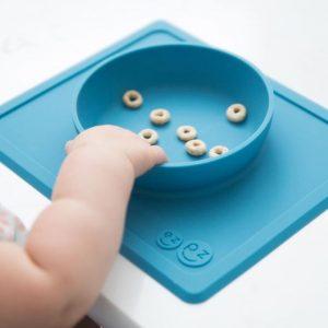 Ezpz Mini Bowls Blue