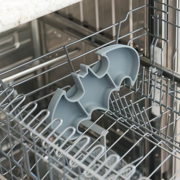 Bumkins DC-Comics Grip Dish Batman