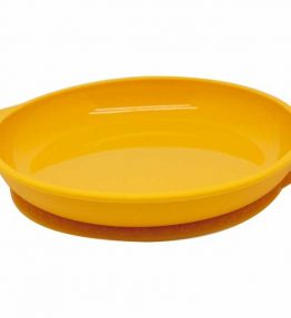 Marcus Marcus Suction Plate Yellow