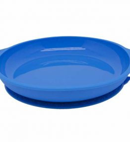 Marcus Marcus Suction Plate Blue