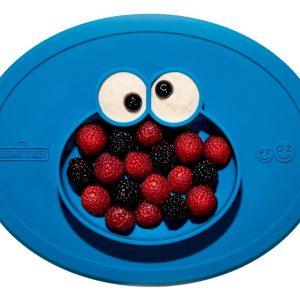ezpz cookie monster bowl
