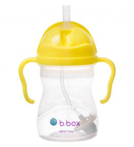 bbox sippy cup yellow