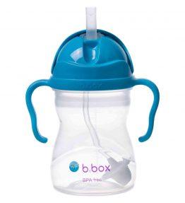 bbox sippy cup blue cobalt