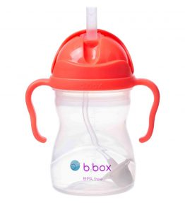 bbox sippy cup red
