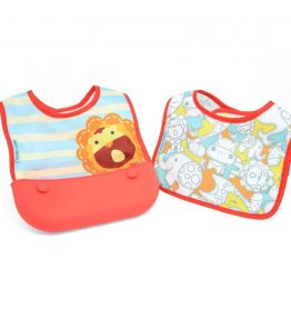 marcus marcus travel bib marcus red lion