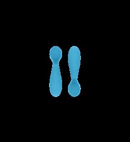 ezpz tiny spoon blue