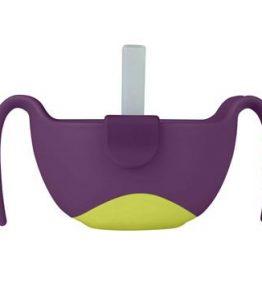bbox bowl and straw grape passion splash purple