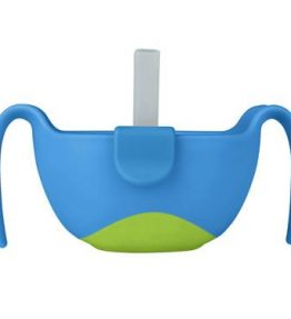 bbox bowl and straw ocean splash blue
