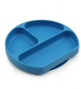 bumkins grip dish Dark Blue