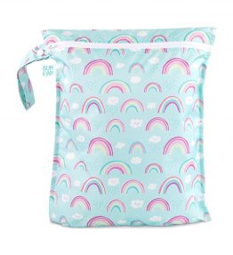 Bumkins Wet Bag (Available in different colours) – Rainbow