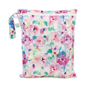 Bumkins Wet Bag (Available in different colours) – Watercolour