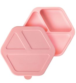 Silicone Suction Plate and Lid