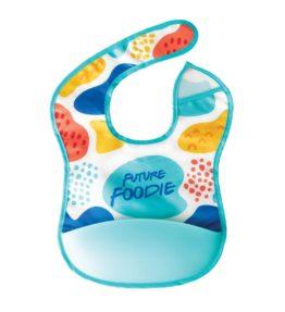 Silicone Pocket Bib